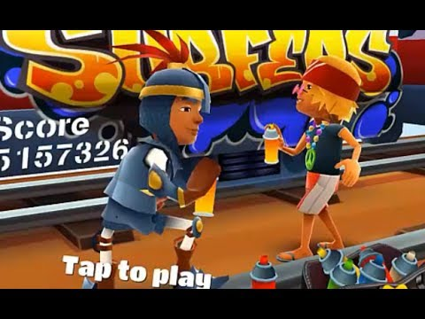 Subway Surfers RiO VS Venice iPad Gameplay for Children HD #138