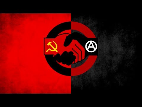 Vanguard - David Rovics (Satirical Leftist Anti-Sectarian Song)