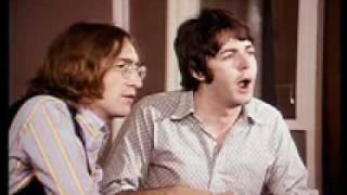 The Beatles - the third man theme