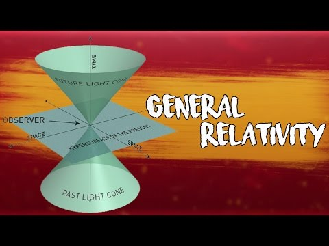 This Is Interesting: The Theory of General Relativity