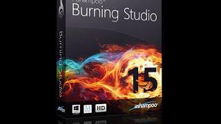 Descargar Instalar Activar Ashampoo burning studio 15 (2015)MEGA Español