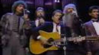 "Paul Simon & The Oak Ridge Boys - ""Slip Slidin"