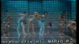 Heather Parisi - Cicale (Fantastico 2)