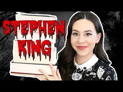 Stephen King's Books I've Read || Recommendations & Reviews || Thriller/Horror Fall Books