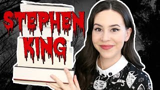 Stephen King's Books I've Read || Recommendations & Reviews || Thriller/Horror Fall Books