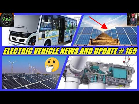 E V NEWS AND UPDATE 2019//lithium ion battery plant india update//solar rooftop project/wind power.