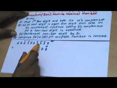 how to add a vinculum