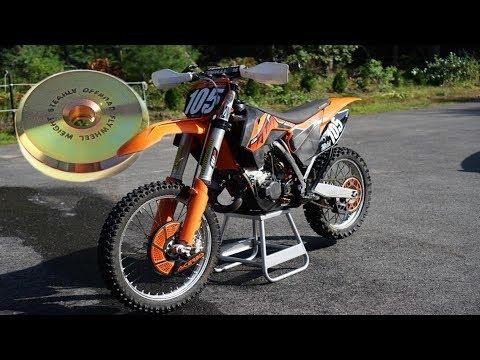 steahly-12oz-flywheel-weight-install-&-review-(ktm-125-sx)