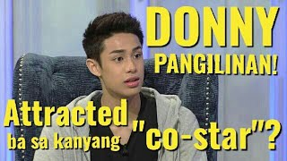 """DONNY! Naconfused kung ano """"co-star""""."""