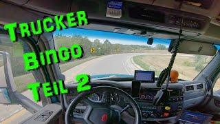 Trucker Bingo 2/5 - Anekdoten aus dem Alltag