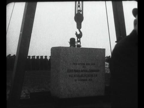 New War Memorial in Dover (1919)