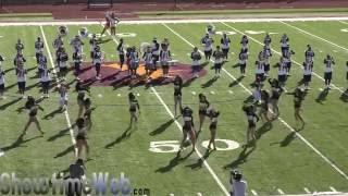 Dallas Kimball Marching Band - 2016 Dallas ISD BOTB