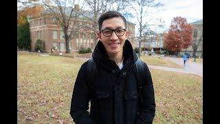 Meet Conrad Ma: Beatboxer, Innovator and Graduating Tar Heel
