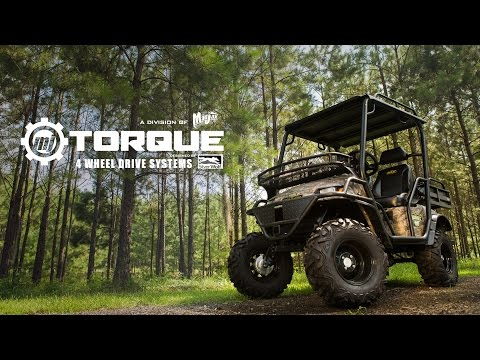 The Madjax Torque 4 Wheel Drive Conversion System