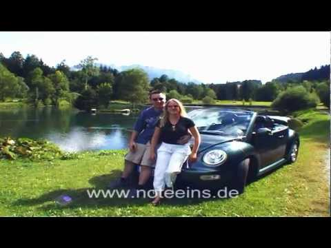 bestnoten f r das vw new beetle cabrio 2011 2012 high quality youtube. Black Bedroom Furniture Sets. Home Design Ideas
