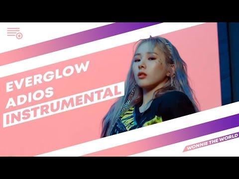 EVERGLOW - Adios | Instrumental