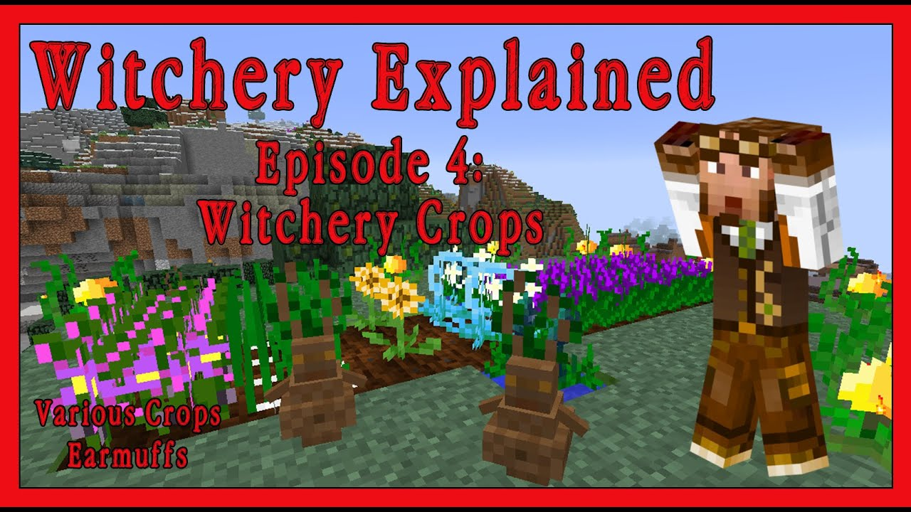 Witchery Explained! | Feed the Beast