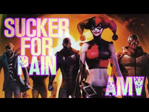 Batman: Assault On Arkham - Sucker For Pain (Suicide Squad Theme)