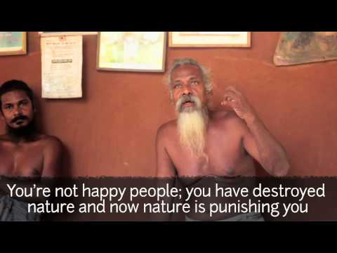 The Vedda Tribe
