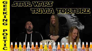 TRIVIA TORTURE!  STAR WARS EDITION- DO YOU KNOW YOUR STAR WARS FACTS??