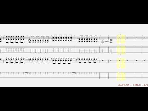 The Offspring Tabs - Gone Away
