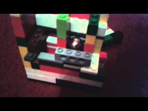 lego marble machine