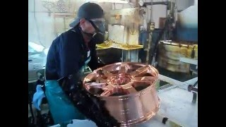 Chrome Plating Process - www.LMchromeCorp.com - Plating Dept thumbnail