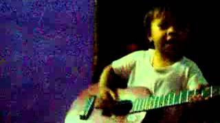 anak di bawah umur Main gitar.mp4