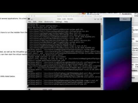 Practical use of NixOS/nixpkgs - part0 - getting NixOS up and running