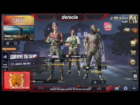 Download Deracle Gaming Live ||Intense Classic Games|| Pubg Mobile Live