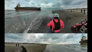 【Isle of Ghost TT】挑戰擱淺宏都拉斯貨輪(內附繞道地圖)
