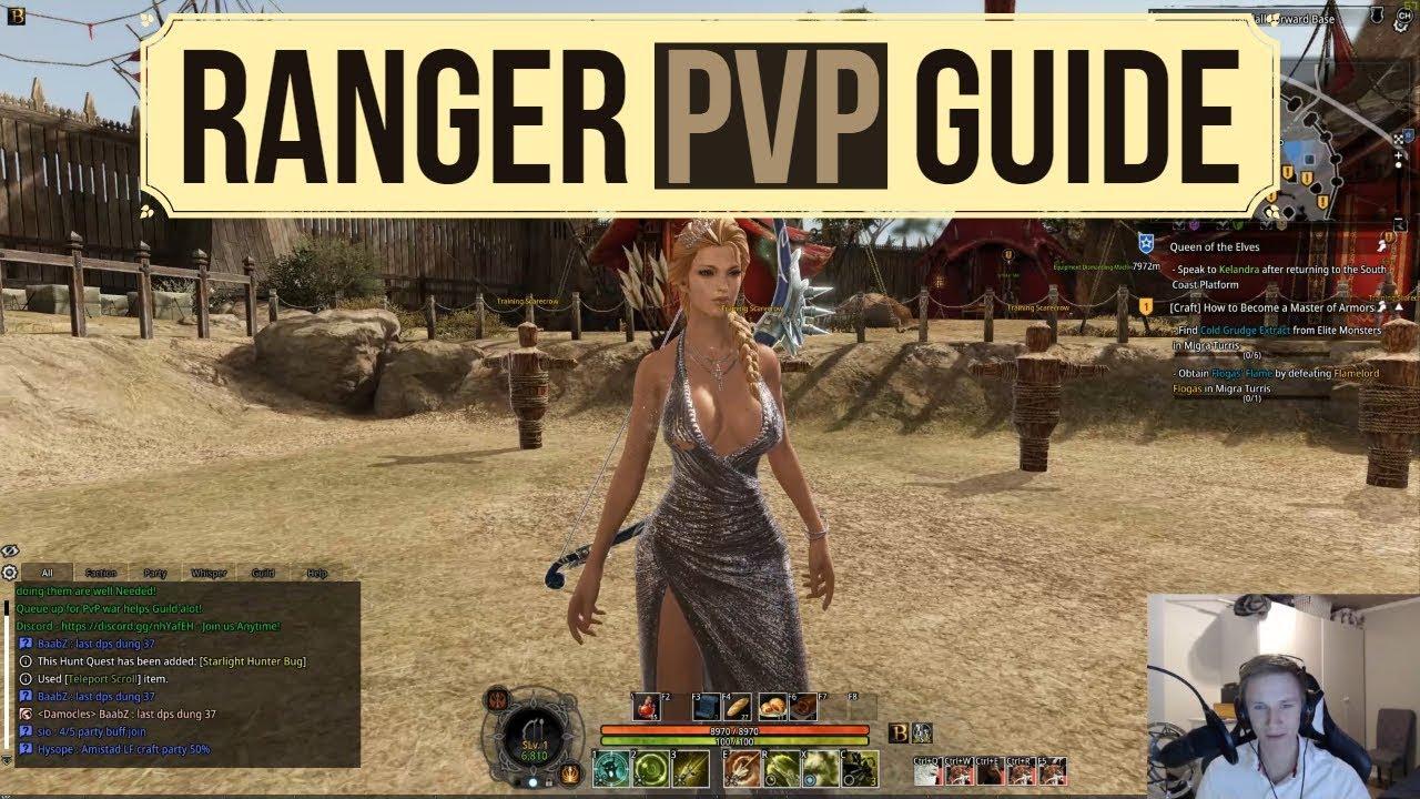 Vereinigte Staaten klassischer Chic klassischer Chic Bless Online - Ranger PVP Guide (Build, Rotation, Tips)