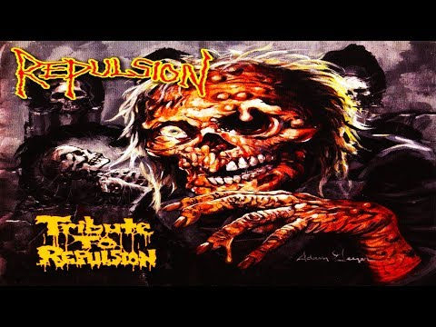 V.A. - Tribute To Repulsion [Full-length Album](Compilation)