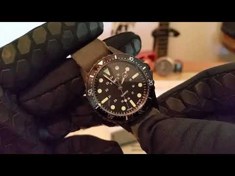 TIMEX NAVI Harbor-Ref# TW2R73400LG Overview