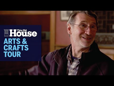 Arts and Crafts Style Houses | This Old House