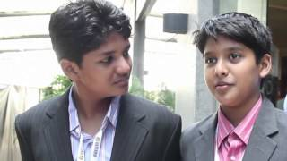 12 and 14 Year Old Brothers Create History at TechCrunch Bangalore
