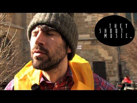 Gruff Rhys - Shark Ridden Waters // THEY SHOOT MUSIC