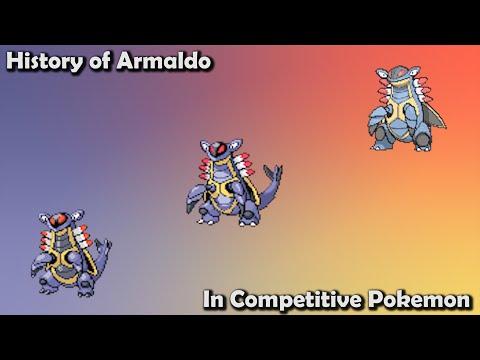 How GOOD Was Armaldo ACTUALLY? - History Of Armaldo In Competitive Pokemon (Gens 3-7)