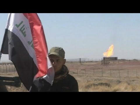 Iraq and Kurdistan fight to control oil rich Kirkuk