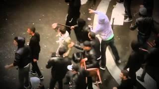 جزائريون يهجمون على اليهود الصهاينة نصرة لغزة في قلب عاصمة فرنسا باريس