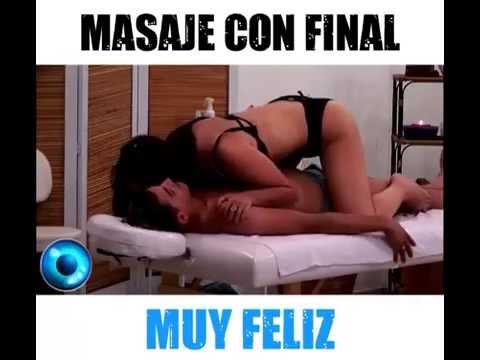 masaje con final muy feliz P0rn0