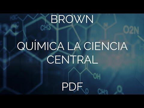 """descargar-""""brown---química-la-ciencia-central""""-pdf"""