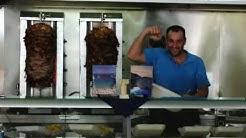 Corfu-Grill, lecker Gyros, Mega Portionen für kleines Geld