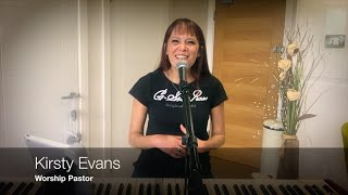 """I Can Do All Things"", an original song by Kirsty Evans"