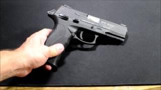 Taurus PT 840 - Mais Testes