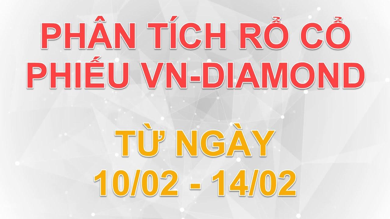 Phân tích rổ cổ phiếu VN-Diamond từ ngày 10/02 đến 17/02 | Lương Tuấn