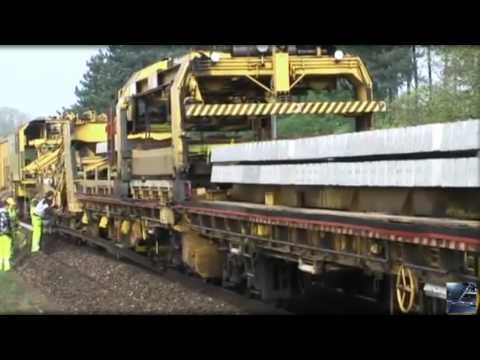 Engineering and Construction Railway Construction Technology