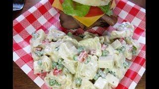 Ranch Tortellini Pasta Salad - Potluck Collaboration