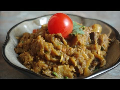 Recette Indienne Sauce Chutney D Aubergines Pankaj Sharma Youtube