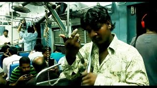 Mumbai Local Train Talent A Man Playing Songs On His Sarangi - Indian Violinist 2015 [HD VIDEO]